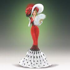 An Elegant Tradition Lady Figurine -  Coca Cola Victorian Beauties Coke