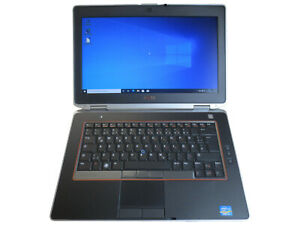 DELL LATITUDE E6420 Intel i5-2520M, MS Win 10 pro., 8 GB Ram, 128 GB SSD HDD