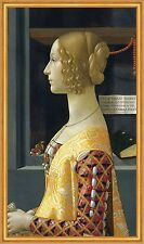 Portrait of Giovanna Tornabuoni Domenico Ghirlandaio Italia nobiltà B a2 01405