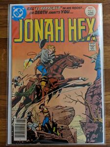 Jonah Hex #2, NM, High Grade, DC Western, Legends Of Tomorrow