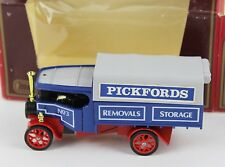 Matchbox Models Of Yesteryear Y-27 1922 Foden Steam Lorry Pickford's UK in Box