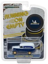 1:64 GreenLight *RUNNING ON EMPTY R5* MICHELIN 1939 Chevrolet Panel Truck *NIP*