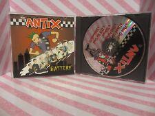 THE ANTIX Battery CD ECR-001