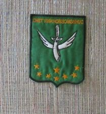 VIETNAM WAR PATCH-ARVN PRU CHET VINH HON SONG NHUC  PATCH