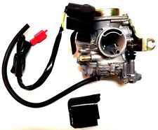 NEW CARBURETOR 4-STROKE CARB GY6 49CC 4 STROKE MOPED SCOOTER JONWAY SUNL ROKETA