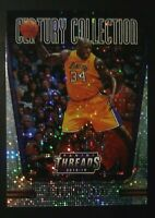 2018-19 Shaquille O'Neal Dazzle Insert Panini Threads Century Collection #9