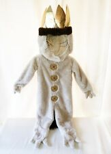 Pottery Barn Kids Max 2T Where the Wild Things Are Halloween Costume Toddler