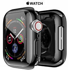 COVER per Apple Watch series 5 4 3 2 CUSTODIA TPU BUMPER SILICONE 44 42 40 38 mm