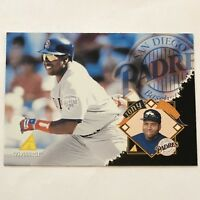 1995 Team Pinnacle Collector Pin Redemption Card TONY GWYNN San Diego Padres NM