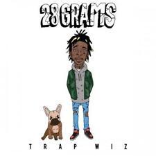 Wiz Khalifa - 28 Grams Mixtape CD Double Disc
