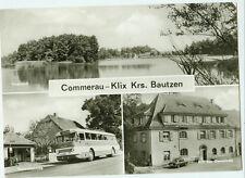 Alte Ansichtskarte Postkarte Commerau-Klix Mehrbild 1979
