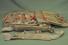 TSSI TACTICAL & SURVIVAL M-9 TACOPS M9 Medic Medical Assault Backpack MOLLE TAN