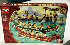 LEGO 80103 Dragon Boat Race Exclusive Asian May 2019