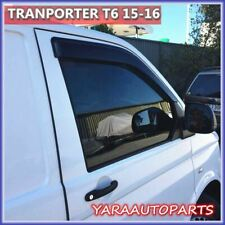 Injection Weather Shields Window Visors for Volkswagen T6 Transporter 2015-2018