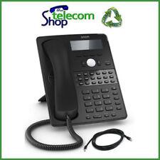 Snom D725 IP Telephone in Black NEW