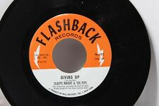 gladys knight and the pips letter full of tears giving up 7""