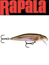 RAPALA MINNOW CRANK  X-RAP COUNTDOWN  5cm/4gr COLORE  RTL IL TOP!!!! NOVITA'..