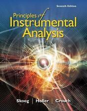 Principles of Instrumental Analysis (7th Ed.)  by Skoog & Crouch