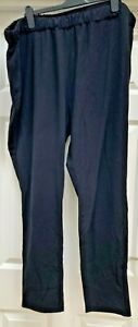 Women's JD Williams  Black Lounging Pants- UK Size 28/30
