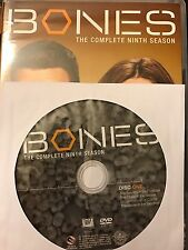 Bones - Season 9, Disc 1 REPLACEMENT DISC (not full season)