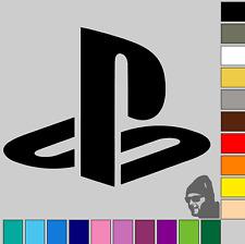 "2x Playstation Logo 3""! GLOSS or MATTE! Vinyl Decal Sticker Car, Laptop, Phone!"