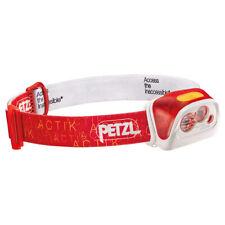 Petzl Actik Core DIY Rechargeable Headlamp Red