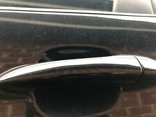BMW E53 X5 2001-2004 OUTER BLACK DOOR HANDLE  PASSENGER SIDE USED