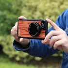 Ztylus Wood Pattern 6 in 1 Revolver M Series Camera Kit for iPhone 7 Plus 8 Plus