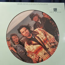 """Marillion – Dry Land - 12"""" single Picture Disc - 12MARILPD 15 - b/w Substitute"""