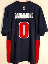 Adidas NBA Jersey Detroit Pistons Andre Drummond Navy sz S