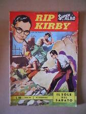 RIP KIRBY Avventura n°16 1964 suppl. Albo 114 Super Albo SPada [G285] buono