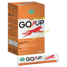 ESI GO UP 16 pocket drink riduce stanchezza affaticamento arginina carnitina