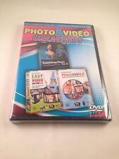 Corel PaintShop Photo Pro  PC SOFTWARE Easy Video Editor 3.0  X3 Photo DVD 4.0