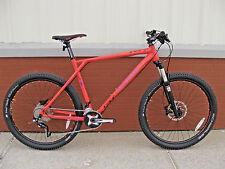 GT Zaskar Elite 27.5 Rock Shox Recon SLX MTB Mountain Bike 2016 Small 650B