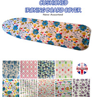 Han Han Replacement Ironing Board Table Cover Size  135x45cm  Foam Backing