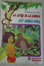 Jungel boek PANINI sticker album 2 - Walt Disney klassiekers Nederlandse tekst