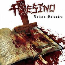 ASESINO Cristo Satanico CD +2 bonus tr. (Death Metal/Grindcore) Brujeria member