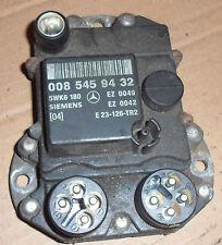 MERCEDES W124 E CLASS 230 TE ICU 008 545 94 32 190E