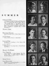 1930's High School YB with Actor Glenn Ford~Gilda~The Big Heat~Fastest Gun Alive