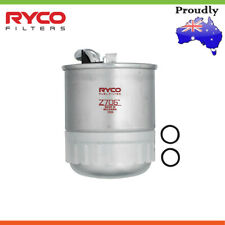 New  Ryco  Fuel Filter For MERCEDES BENZ C200 W204 CDi 2L 4Cyl Part Number-Z706