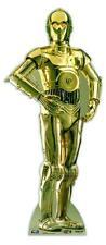Star Wars Pappaufsteller C3P-O
