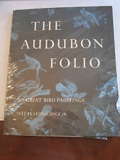 "THE AUDUBON FOLIO ""GREAT BIRD PAINTINGS"" - 30 PRINTS - 17"" X 14"" - SEE PICS"