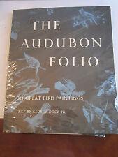 "THE AUDUBON FOLIO ""GREAT BIRD PAINTINGS"" - 30 PRINTS - 17"" X 14"" - SEE PICS"