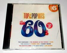 Top Of The Pop Hits The 60s Volume 2 Disc 6 CD New Sealed
