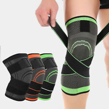2Pack Adjustable Knee Brace w/Strap Compression Sleeve Arthritis Pain Relief
