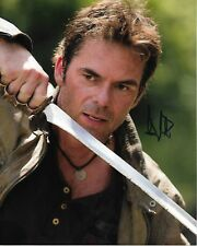 BILLY BURKE REVOLUTION AUTOGRAPHED PHOTO SIGNED 8X10 #2 MILES MATHESON