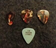 Ron Wood guitar picks plectrum pick Ronnie of Rolling Stones Birds Faces
