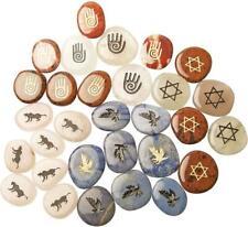Sacred Essence Hopi Healing Hands Totem Power Stone (clear Quartz)