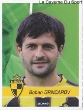 186 BOBAN GRNCAROV MACEDONIA SK.LIERSE STICKER FOOTBALL 2012 PANINI