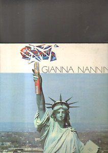 GIANNA NANNINI - california LP